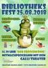 Bild zu 'Bibliotheksfest 2018 am 25. August'